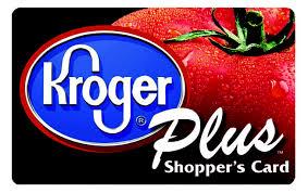 Support us at Kroger! Reminder: April is Re-enrollment Month