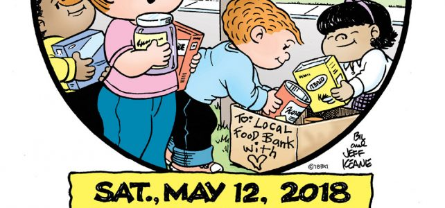 Letter Carrier Food Drive Saturday May 12, 2018