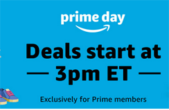 Amazon Prime Day Today – Help the Food Pantry